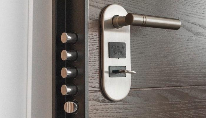 قفل های درب ضد
